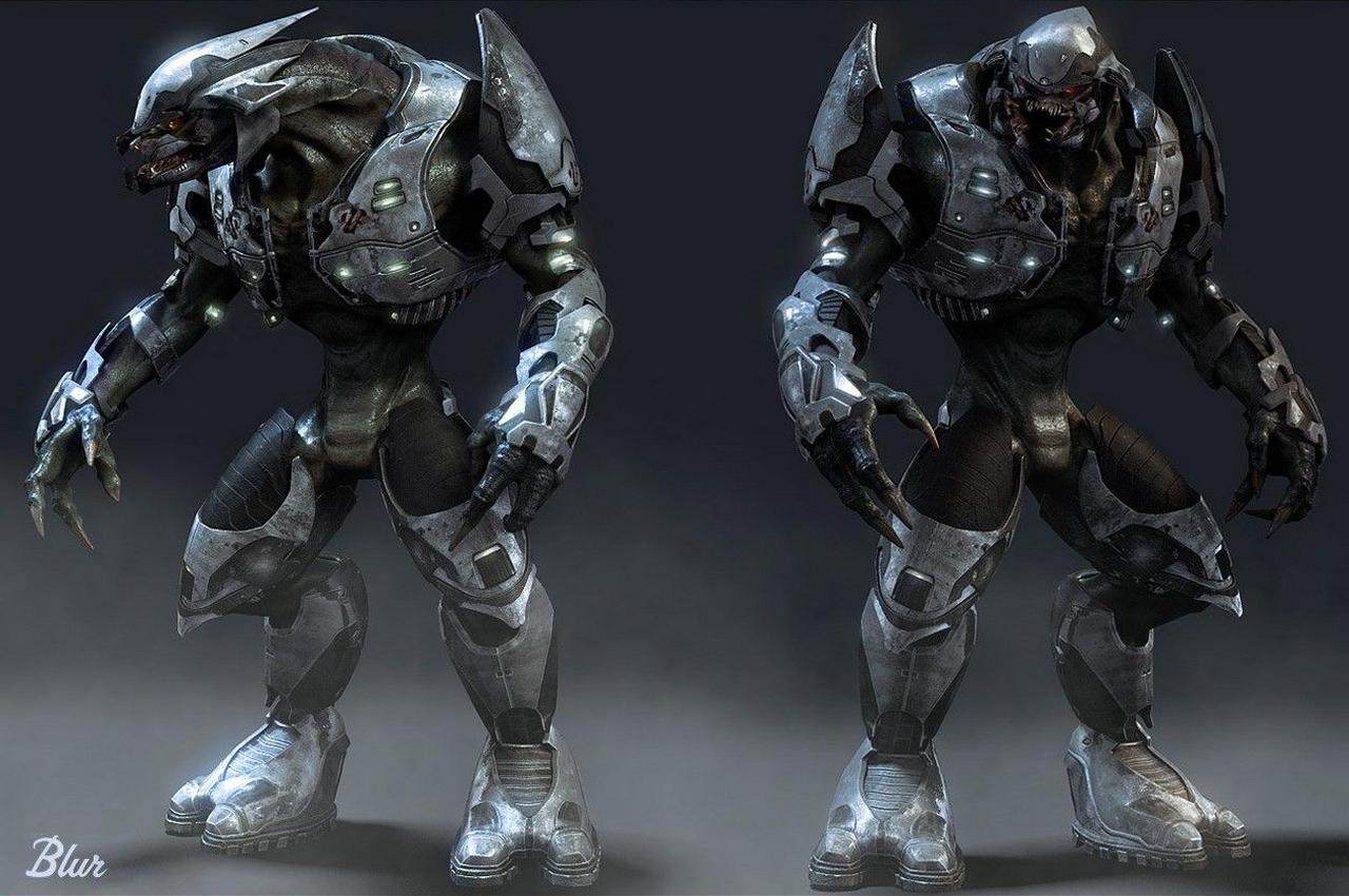 Sangheili | Alien Species | FANDOM powered by Wikia