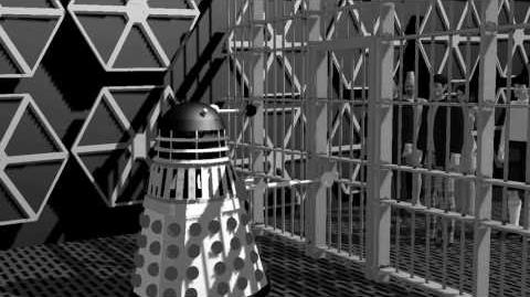 Doctor Who The Evil of The Daleks Episode 7 Animated CGI Reconstruction