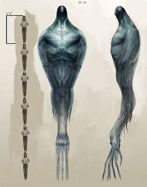 Heptapod Aliens