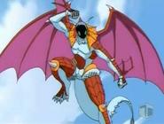 Diablo en modo de batalla