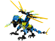LEGO HERO Factory 44009 DRAGON BOLT