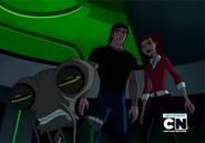 Azmuth, Kevin y Gwen