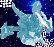 Juguete Mercury Dragonoid Aquos
