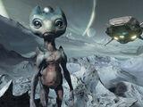 Alien (Oculus Dreamdeck)