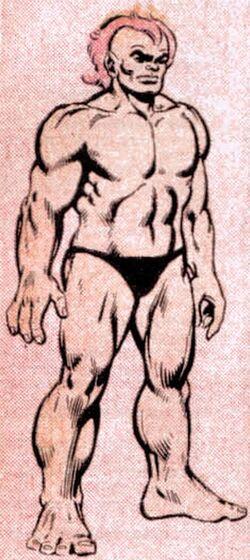 Mobians (Earth-616) 1