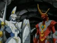 Wolfurio y Titanium Dragonoid2