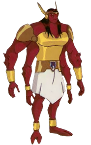 Female Tetramand
