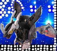 Juguete Mercury Dragonoid Darkus