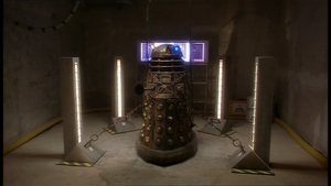 Metaltron - the 'Last' Dalek