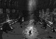 ATMOM- Ruin Mural