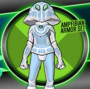 Ropa completa de Ampfibio enn FusionFall