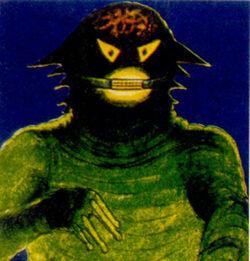 Zanfretta Aliens