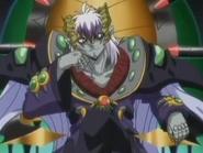 Barodius en su trono