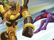 Hammer Gorem vs Caballero Percival