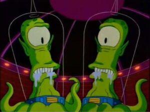 Rigellians-Simpsons