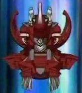 Contestir como Lumino Dragonoid en modo de esfera