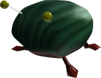 Iridescent Flint Beetle P2