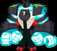 Enhanced Four Arms