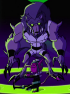 Omniverse Young Blitzwolfer