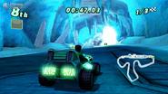 Ben en Kylmyys en Galactic Racing2