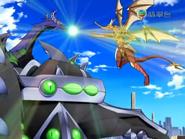 Dharak y Drago apunto de ser separados por Codigo Eve2