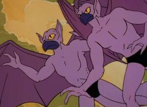 Gargoyles-Blackstar