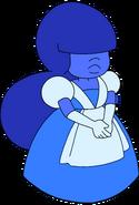 Round Hair Sapphire
