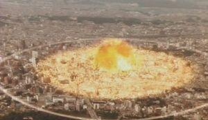 Sendai is annihilated.