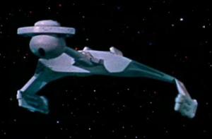 Klingon D-7 class