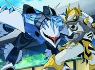 Macubass vs. Blade Tigrerra