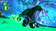 Humungosaurio Supremo en Kylmyys en Galactic Racing2