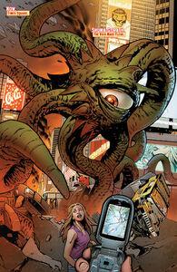 Marvel - Shuma-Gorath (Mighty Avengers Vol 2 3)