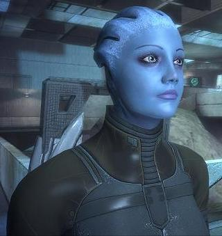 Asari Alien Species Fandom Powered By Wikia