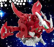 Juguete Mercury Dragonoid Pyrus