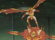 Blitz Dragonoid en el Dacanier