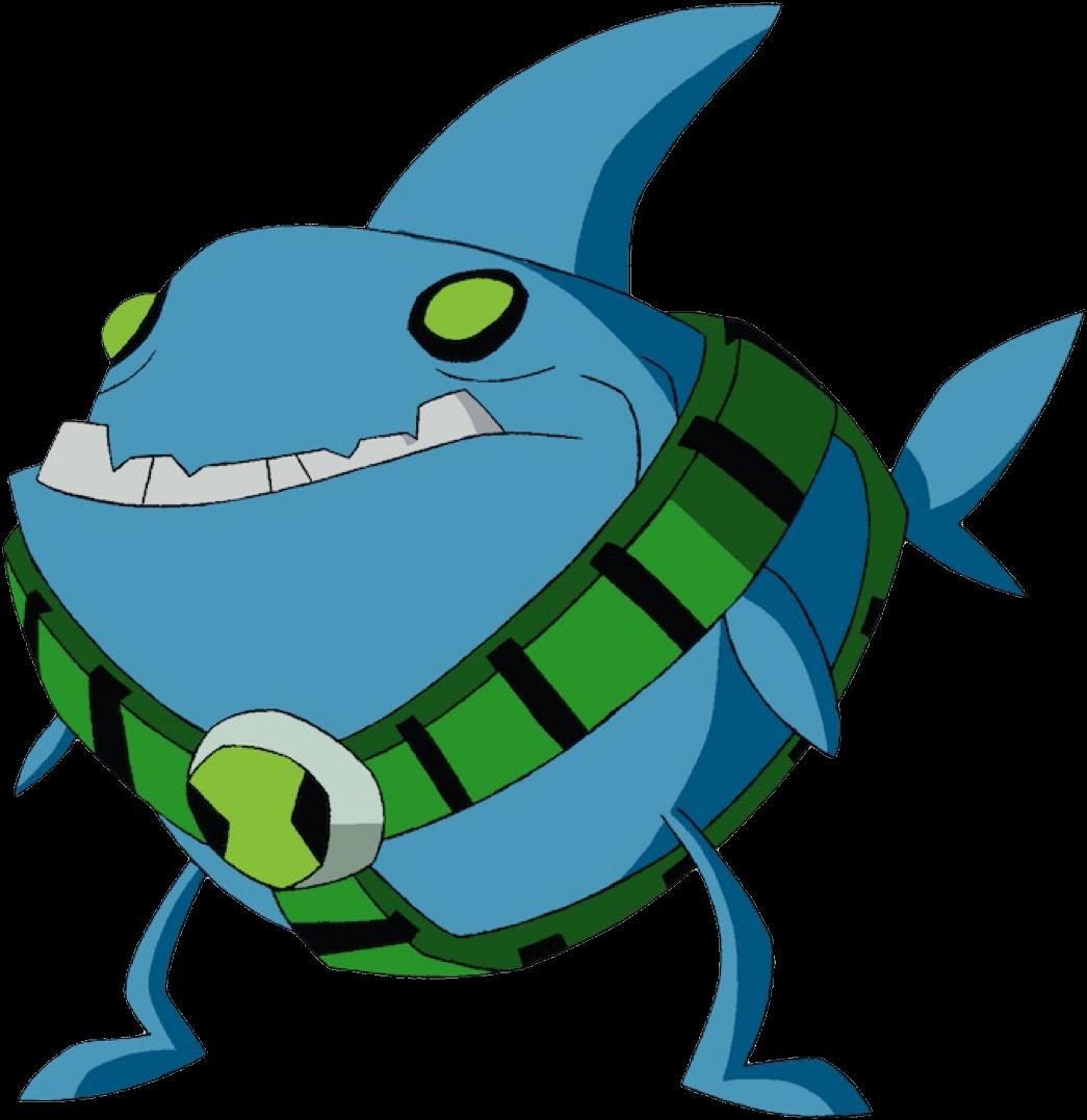 Ickthyperambuloid alien species fandom powered by wikia - Ben 10 tous les aliens ...