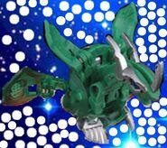 Juguete Mercury Dragonoid Ventus