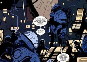 Hellboy Aliens
