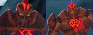 Krylox y su duplica