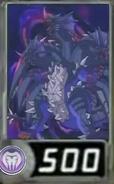 Alpha Hydranoid escaneado por el Lanzador