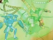 Phosphos con Terrorcrest y Rubanoid con Arma Destrakon