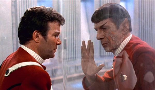 Spocks death