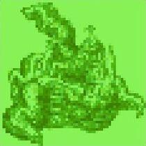Swamp-worm
