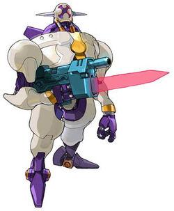 Vector Cyborg