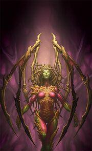 Queen-of-blades