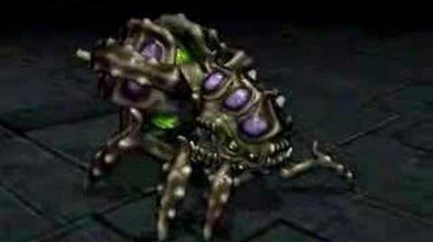 Starcraft 2 zerg infestor concept
