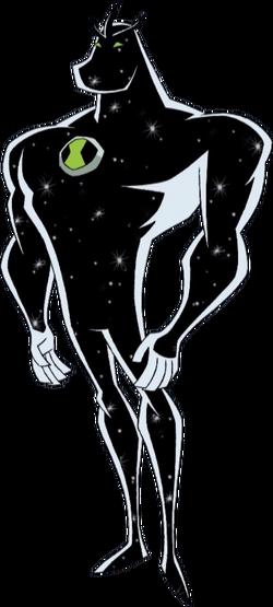 Omniverse Alien X