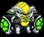 Omni-Kix Cannonbolt