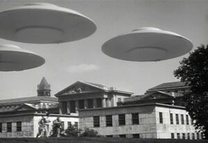 FlyingSaucers