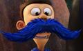 Glim-moustache